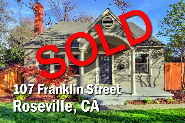107 Franklin Street Roseville CA 95678
