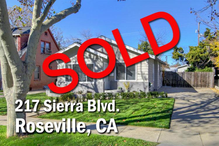 217 Sierra Boulevard Roseville CA 95678