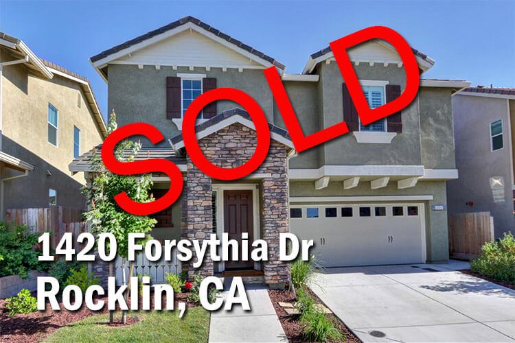 1420 Forsythia Dr Rocklin, CA 95765