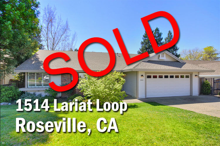 1514 Lariat Loop Roseville, CA 95661