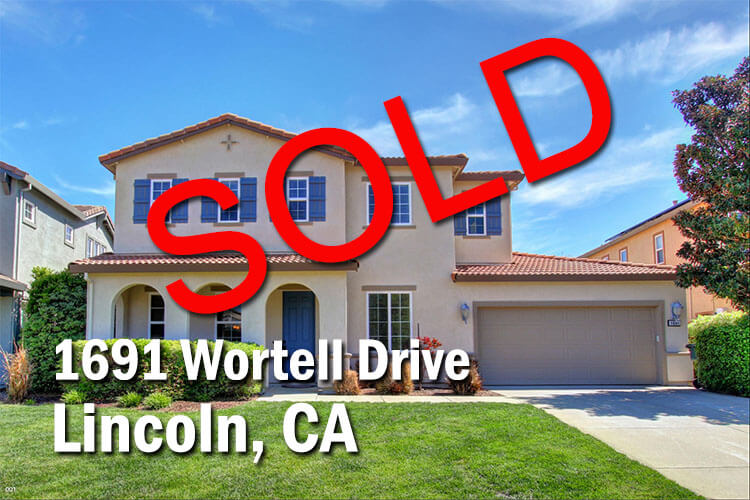 1691 Wortell Dr Lincoln, CA 95648