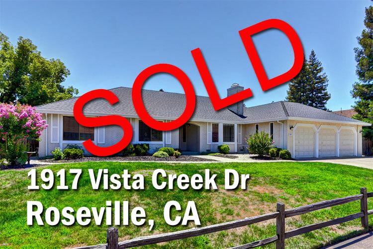 1917 Vista Creek Dr Roseville, CA 95661