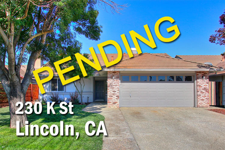 230 K St Lincoln, CA 95648