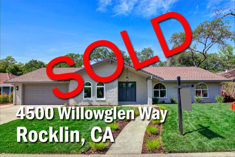 4500 Willowglen Way Rocklin, CA 95677